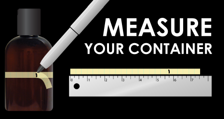 Measure your Container
